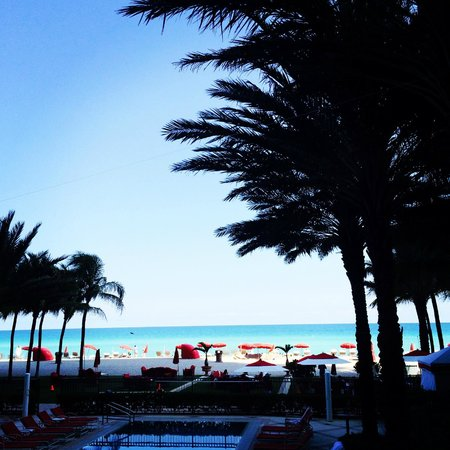 Acqualina Resort & Spa on the Beach: Beach