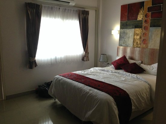 Roseate Hotel: Bedroom