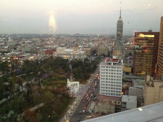 Hilton Mexico City Reforma: Hilton Reforma Mexico at Ave. Juarez and Alameda Park