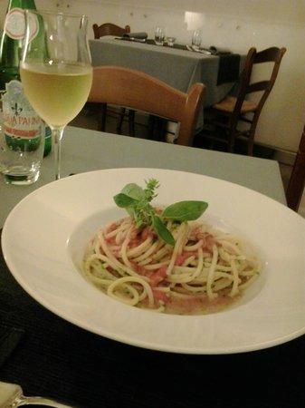 Sesto Canto : Spaghetti ai ricci