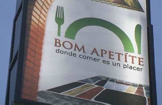Bom Apetite : A Restaurant in Habana, Cuba..Great Food!!!