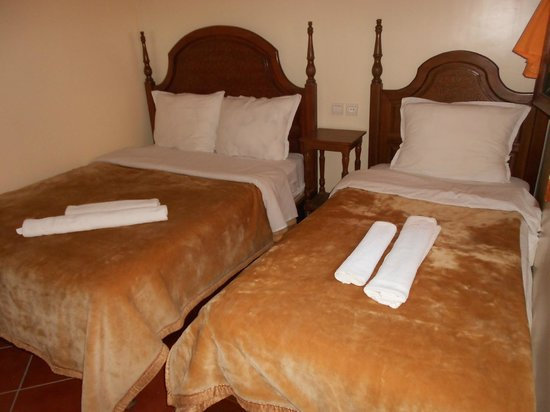 Hotel Atlas: chambre 3 personnes