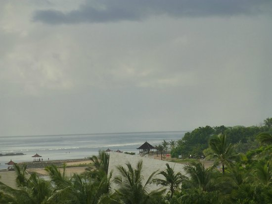 Ibis Styles Bali Benoa : View from room (zoomed shot)