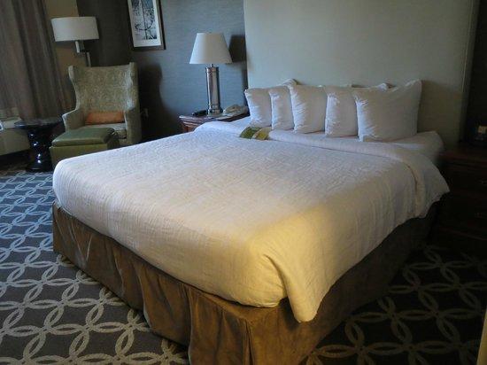 Hilton Garden Inn Washington, DC Downtown: Double Room