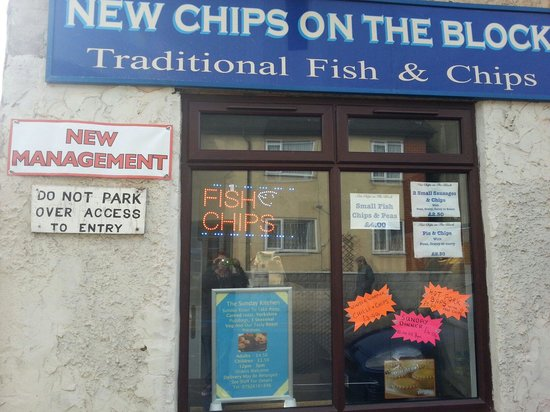 New chips on the block meal deals daily specials and hot pork baps
