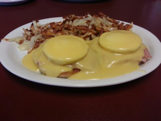 Westwind: Special of the day! Eggs Benedict