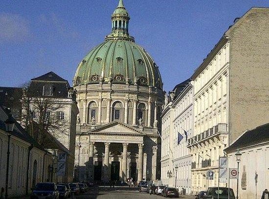 Frederiks Kirke (The Marble Church): Frederiks Church