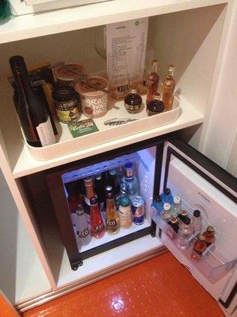 My Brighton: mini bar