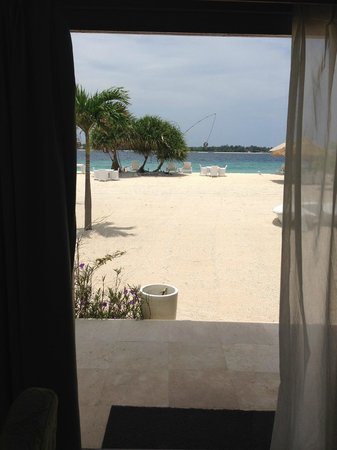 MAHAMAYA Boutique Resort: view from our villa