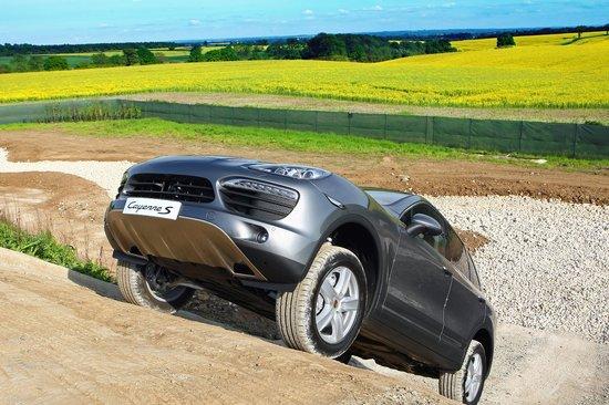Porsche Experience Centre Towcester England Top Tips