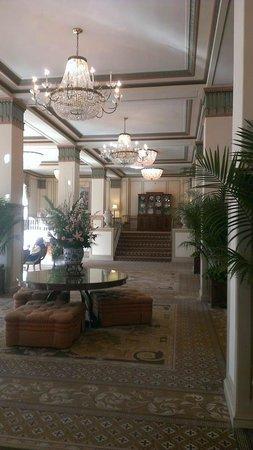 Francis Marion Hotel Lobby