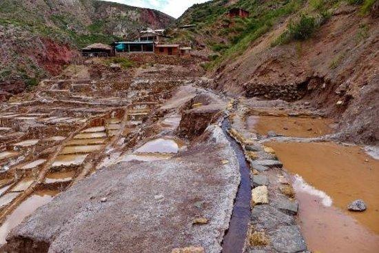 Apupacha Horse Adventure: Salt flats