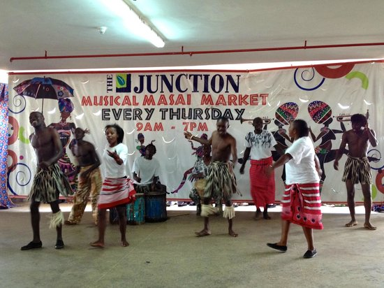 The Junction Mall: Masai Market