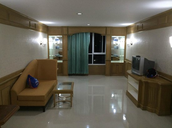 Welcome Plaza Hotel: люкс