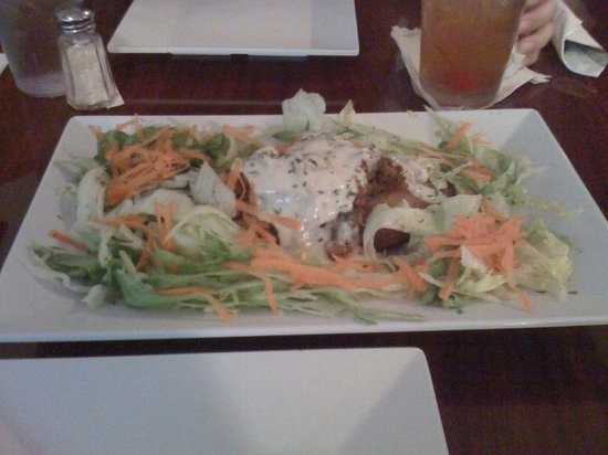 Cafe del Angel: Canoa Appetizer must try this