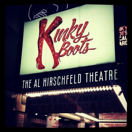 Kinky Boots on Broadway: Um espetáculo impedível