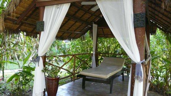 La Maison d'Angkor : spa