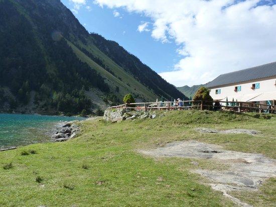 Lac de Gaube : El refugio