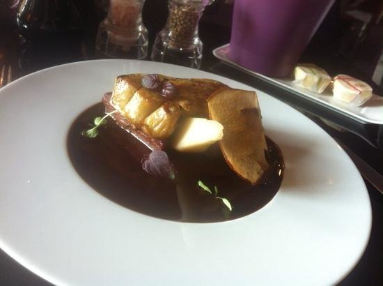 Le First : Duck Foie Gras
