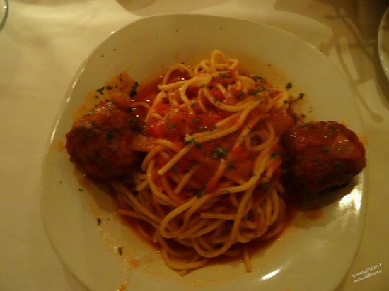 Vieni Vai Trattoria: Nice dish put need that extra touch