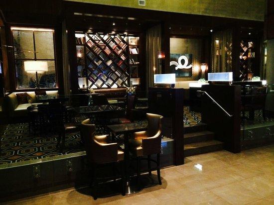 JW Marriott New Orleans: Lobby sitting area