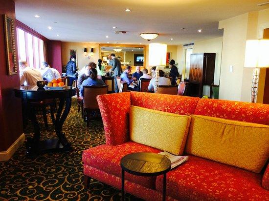 JW Marriott New Orleans: Lounge