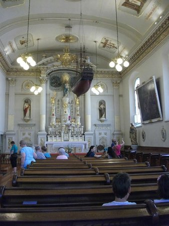 Eglise Notre Dame des Victoires : L'église Notre-Dame-des-Victoires