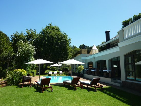 Silver Forest Boutique Lodge & Spa: Pool