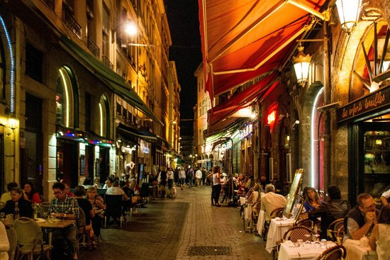 Meilleurs Restaurants Rue Merciere Lyon