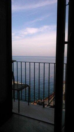 Casa a Mare : svegliarsi al blu