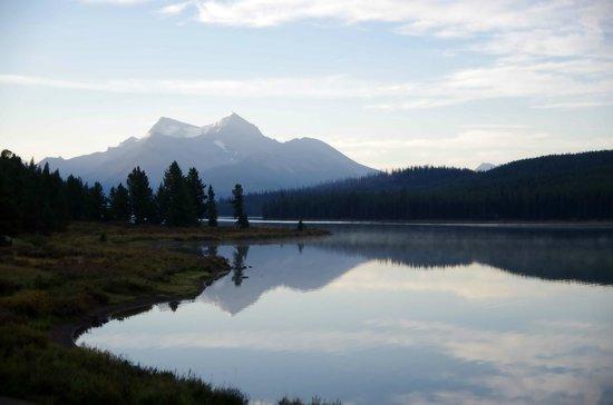 Maligne Lake: Maligne