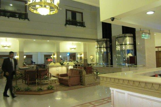 Hotel Abad Plaza : Lobby