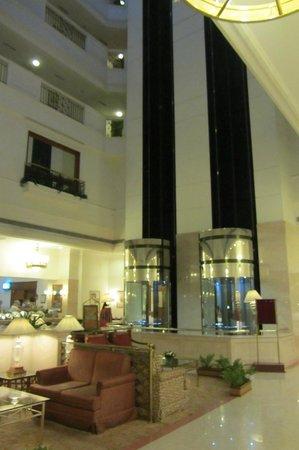 Hotel Abad Plaza : Lift