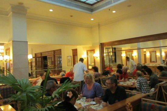 Hotel Abad Plaza: Restaurant
