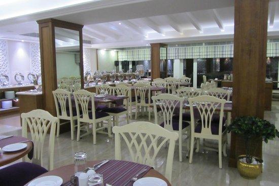 Hotel Abad Plaza: Frühstücksraum