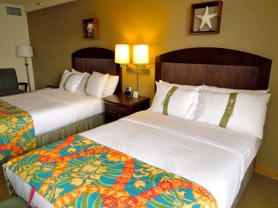 Holiday Inn Resort Waikiki Beachcomber: ベッド