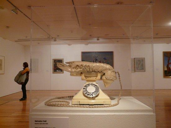 Musée Berardo : Oeuvre de Dali