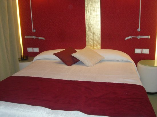 Hotel Palazzo Giovanelli: Bedroom