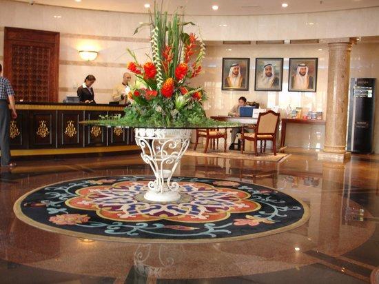 Tamani Hotel Marina: Reception