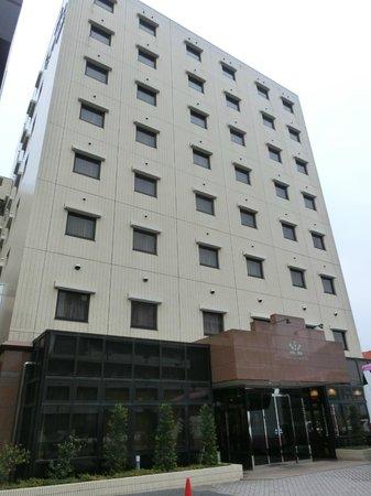 Maple Inn Makuhari: 外観