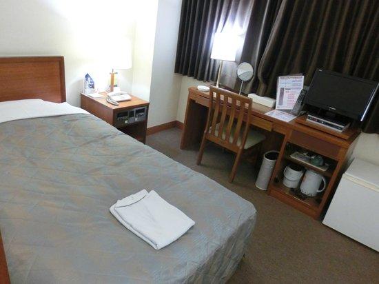 Maple Inn Makuhari: 部屋
