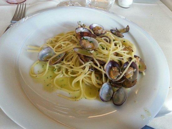 Ristorante da Flavio e Fabrizio : Favolosi spaghetti alle vongole