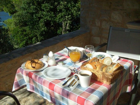 Hotel Villa Telenta : colazione
