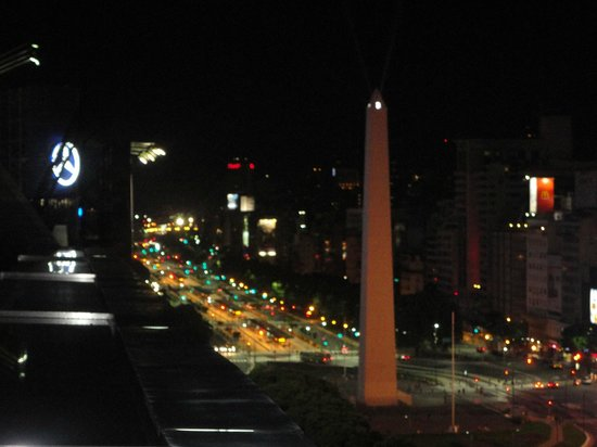 NH Buenos Aires 9 de Julio: show