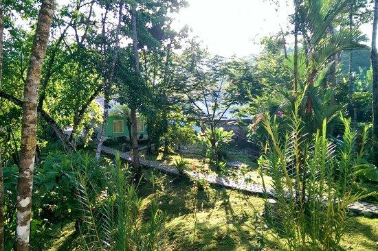 Cabinas Jade Mar: Grounds
