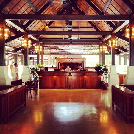 Tanjong Jara Resort: Reception