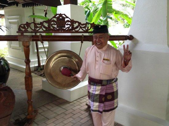 Tanjong Jara Resort: Best man