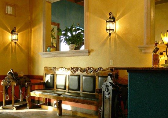 Los Mezcales: Waiting Area