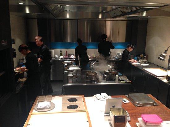 Fujiya 1935: Kitchen