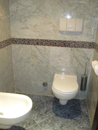 Zalagh Parc Palace: Toilet (separat)